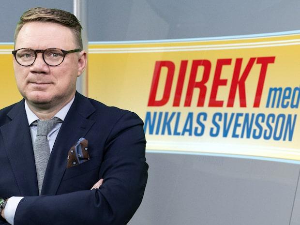 Direkt med Niklas Svensson – se hela programmet 17/10