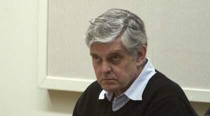 Klockan 11.00 faller domen mot förre polischefen Göran Lindberg. Han misstänks för bland annat grov våldtäkt, koppleri och flera fall av sexköp. Foto: Roger Vikström
