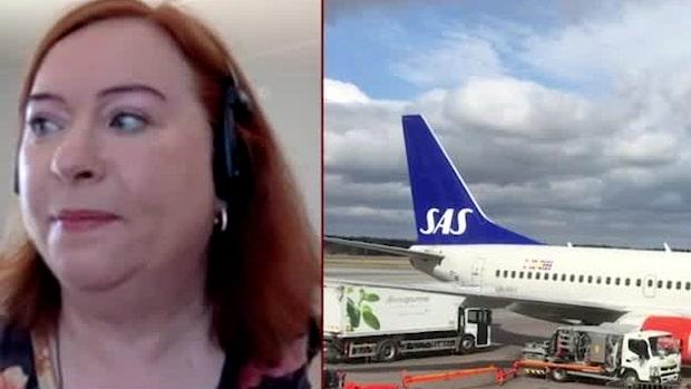 """Di:s analytiker om flygsektorn: """"Fortsätter vara kamp för överlevnad"""""""