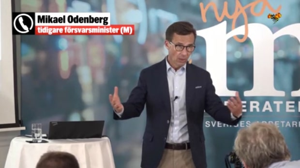"""Mikael Odenberg: """"Ulf försökte ta en genväg"""""""