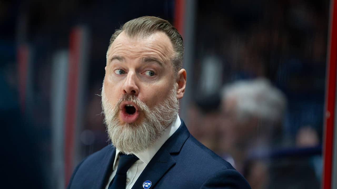Grönborg förlänger - med en NHL-klausul