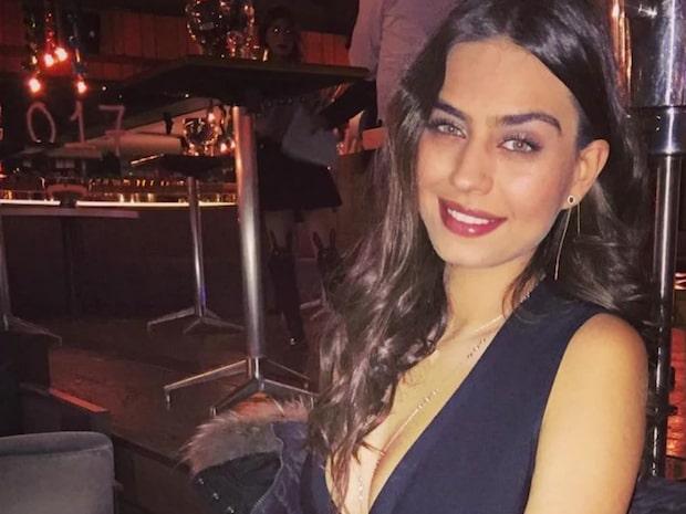 Svenska Amine pekas ut som Özils flickvän