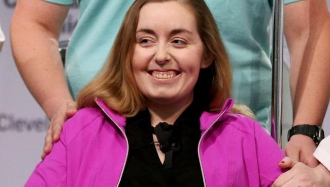 Lindsey blev den första kvinnan i USA som genomgått en livmoderstransplantation.