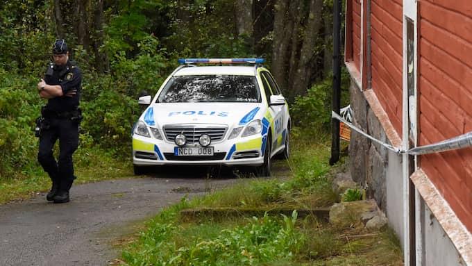Förundersökningen om mordet har redan läckt på nätet. Foto: JOAKIM ERIKSSON