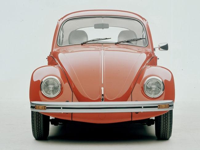 Den första bubblan, typ 1, kom redan 1938.