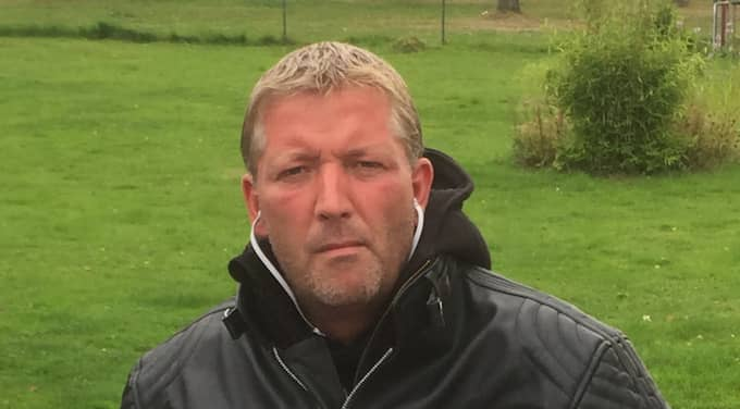 Mikael Linnander har polisanmält sexövergreppen som hans elvaåriga dotter och hennes kompis utsattes för på badet Växjö simhall & Aqua Mera under söndagen. Foto: Privat