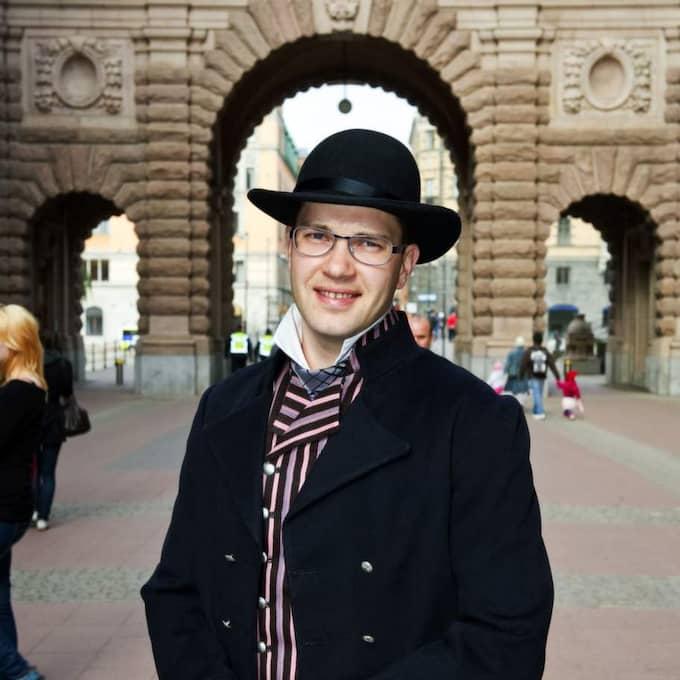 Jimmie Åkesson. Foto: Christian Örnberg