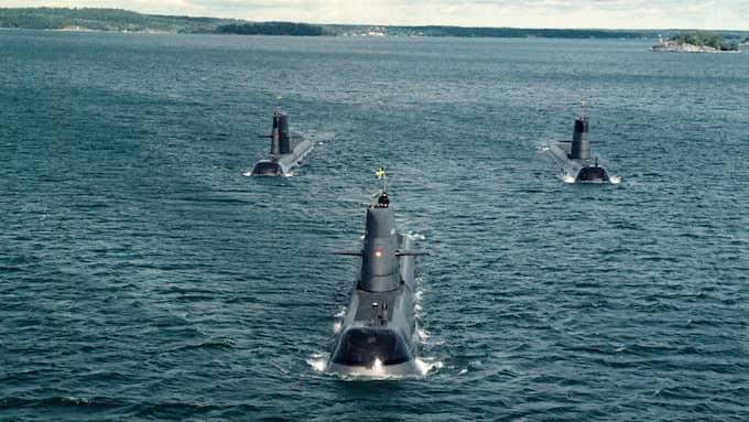 I krigsspelens scenarier ingår bland annat ett angrepp mot Gotland, uppger DN.