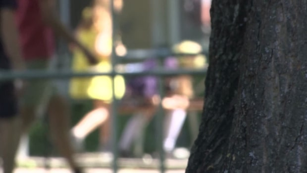 Elev beväpnad med järnrör på skola i centrala Stockholm