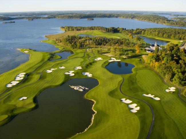 Karta Over Golfbanor I Sverige.Svensk Golf Har Ar Landets 12 Basta Golfbanor Allt Om Resor