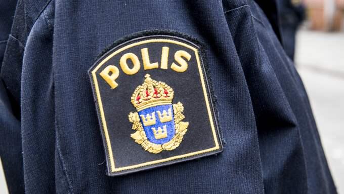 Händelsen är polisanmäld. Foto: TOMAS LEPRINCE