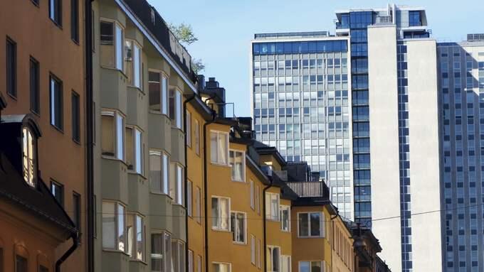 I en debattartikel i Dagens Nyheter argumenterar åtta LO-ekonomer för att återinföra fastighetsskatten. Foto: HASSE HOLMBERG/TT / FOTOGRAFERNA HOLMBERG TT NYHETSBYRÅN