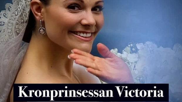 Det här är: Kronprinsessan Victoria