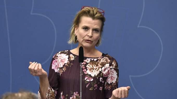 Regeringen backar om LSS. Foto: CLAUDIO BRESCIANI/TT / TT NYHETSBYRÅN