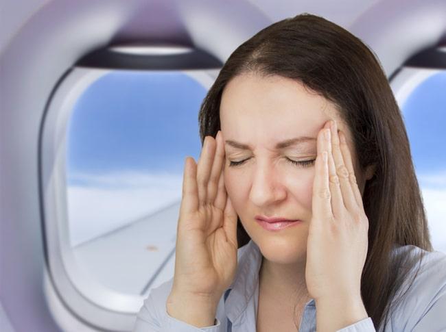 <span>Flygturen kan vara påfrestande som den är – utan ohyfsade medresenärer.</span>