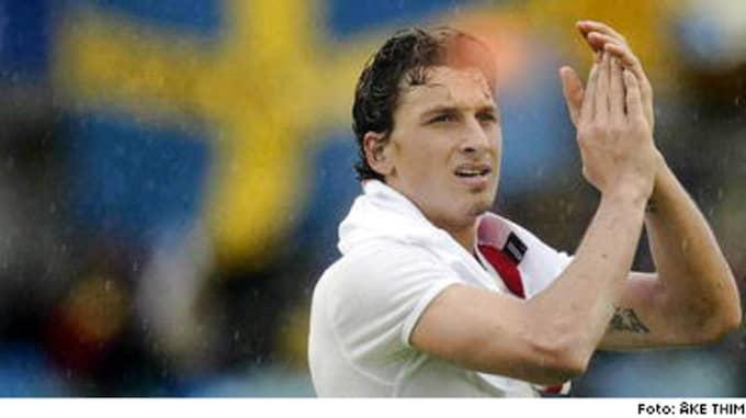 """Zlatan Ibrahimovic åker inte till Kroatien för att fegspela. """"Vi kommer till Zagreb för att vinna, rättare sagt, vi kommer att spela för att vinna"""", säger den svenska superanfallaren."""