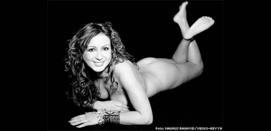 fröken sverige naken