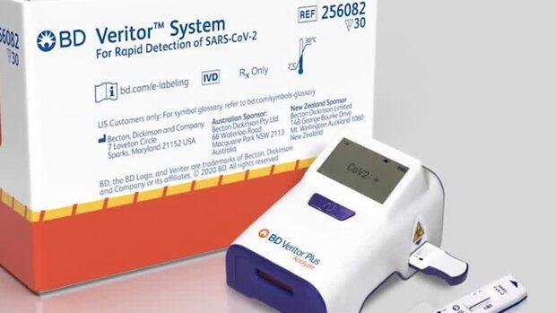 Nytt coronatest ger svar på 15 minuter