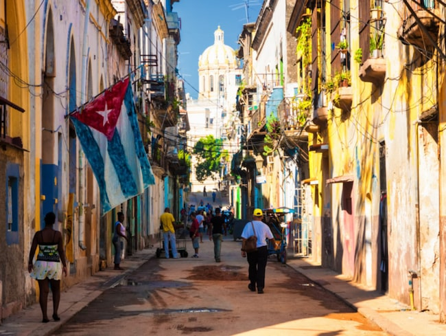 <span>Kuba är hetare än någonsin. Upptäck Havanna innan alla andra gör det.</span>