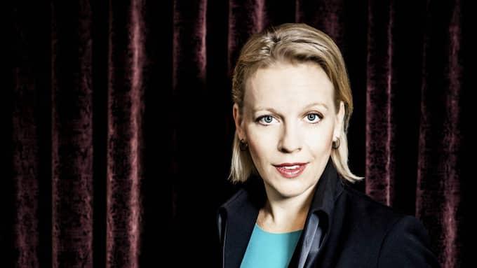 Maria Rankka, vd Stockholms Handelskammare. Foto: Orlando G. Boström