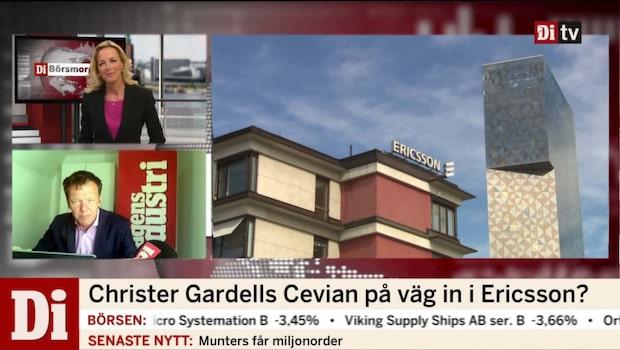 Mystiska storköp pekar mot Gardell