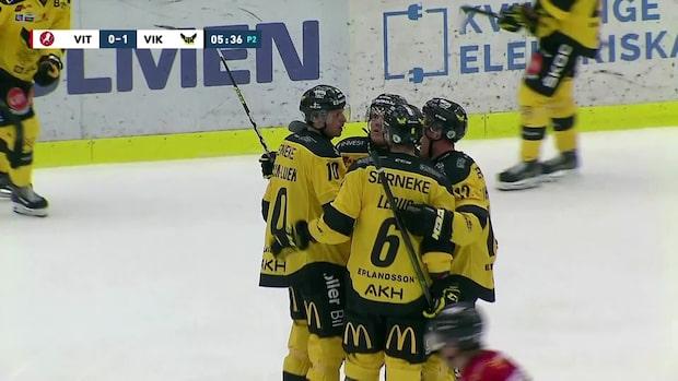 Höjdpunkter: Jansson hjälte för Västerås mot Vita Hästen
