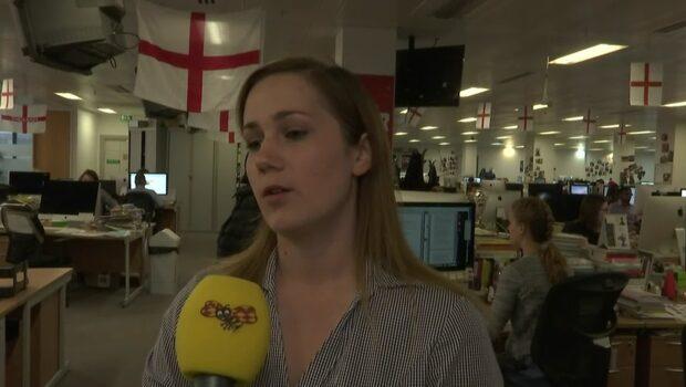 """Engelska journalisten: """"Vi har inte råd att underskatta Sverige"""""""