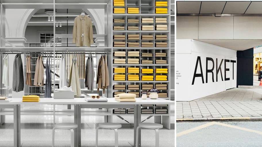Dina Pengar har tidigare avslöjat att H&M öppnar sin första