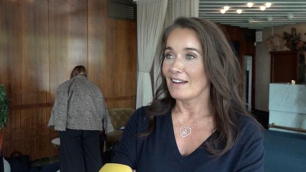 Agneta Sjödin om nya programmet på Kanal 5