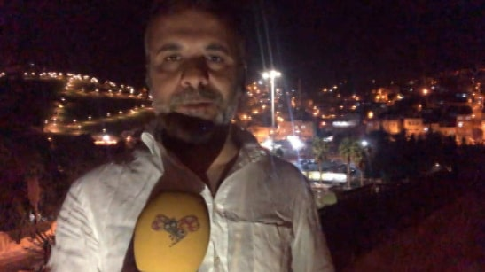 """""""Turkiska styrkor vägrade låta civila lämna"""""""