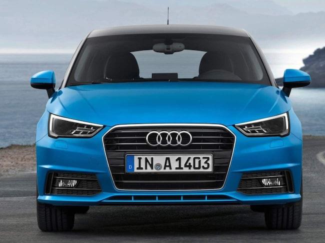 En Audi A1 kostar 4 392 kronor i månaden att äga enligt appen bilpriser.se som lanseras av KVD.