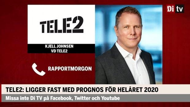 Kjell Johnsen vd Tele2: Så gör vi oss redo för framtiden