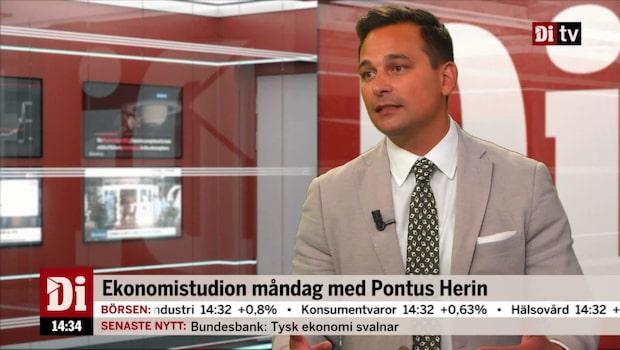 """Chefsekonomen: """"Flaskhalsarna gör sig påminda i Stockholm"""""""