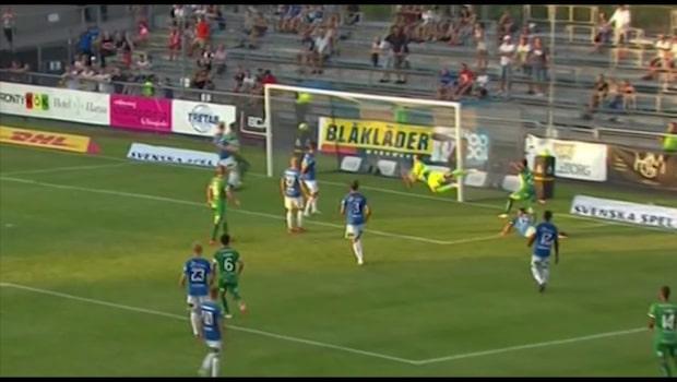HÖJDPUNKTER: Hammarby utökar ledningen till 3-1