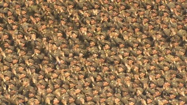 """Nordkoreas hot: """"Kommer få jordskorpan att spricka"""""""