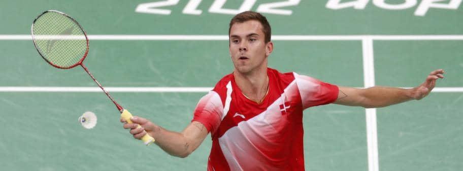 Sista svenskarna ut i badminton