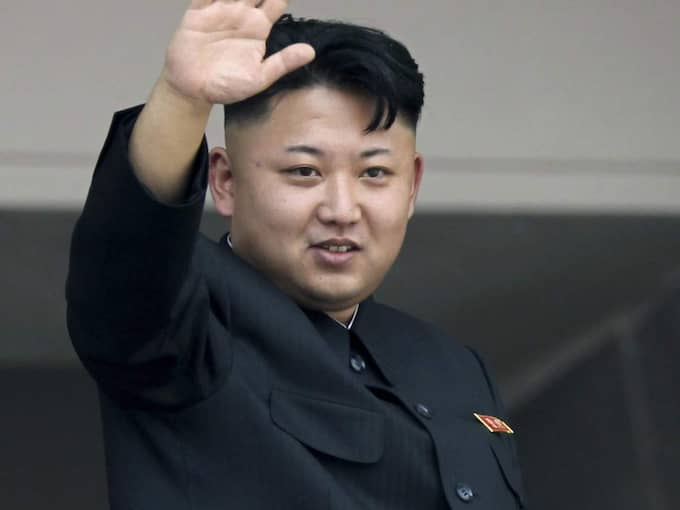 Nordkoreas provsprängning av en påstått vätebomb har lett till en våg av fördömanden världen över. Foto: Wong Maye-E