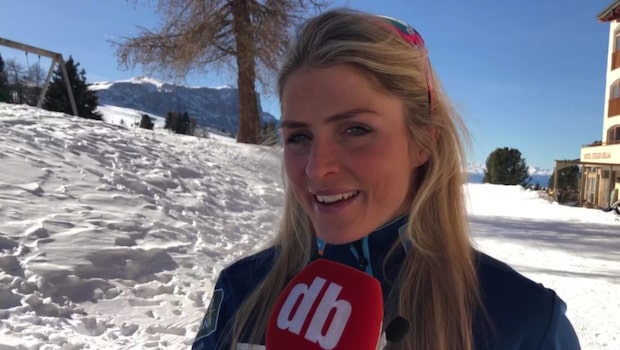 """Johaugs hälsning till Ebba: """"Ta flyget"""""""