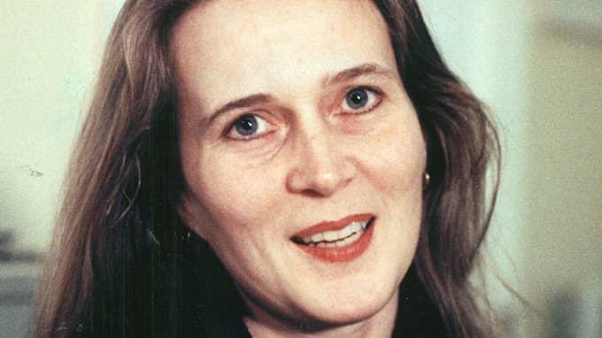 Katarina Frostenson, 1992. Foto: SAM STADENER