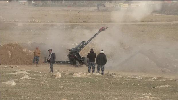 "Magda Gad i Mosul: ""IS tvingas strida på två fronter"""
