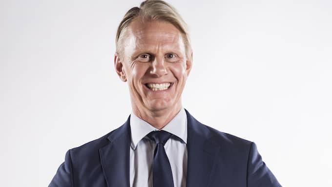 Niklas Wikegård. Foto: JOHANNA LUNDBERG / BILDBYRÅN