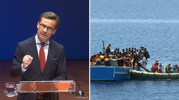 Moderaterna vågar tänka nytt om EU:s flyktingpolitik. Det borde välkomnas.