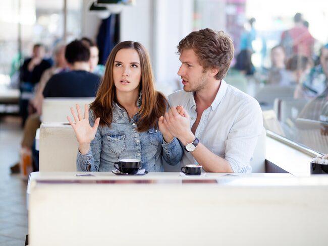 I studien var deltagarna överens om att de hellre ville ha ett klart besked än att personen försökte linda in det.