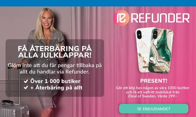 Expressen Refunder Julklappar