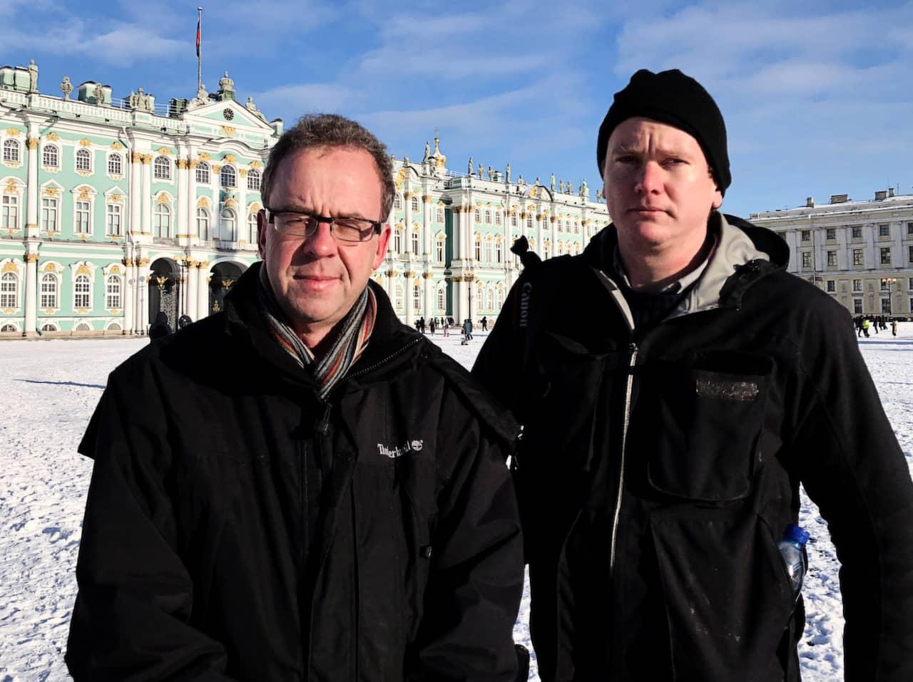 Mats Larsson & Axel Öberg
