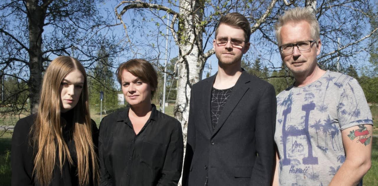 Elin Angvarsson & Malin Roos & Joel Lindberg & Torbjörn Jacobsson
