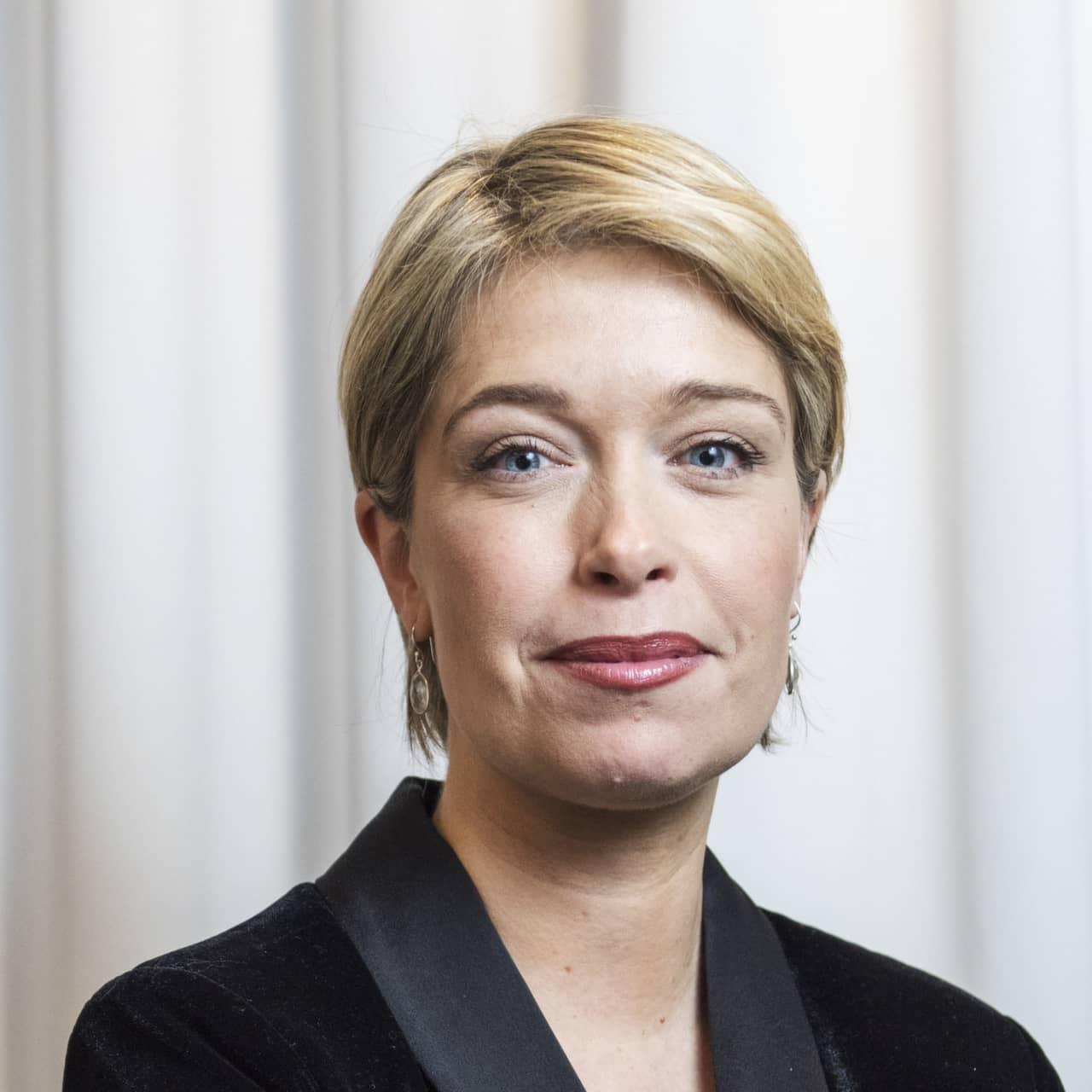 76. Annika Strandhäll