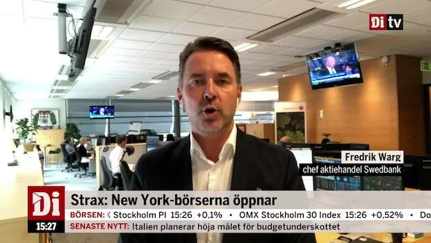 """Fredrik Warg om Boliden: """"Köpvärda"""""""