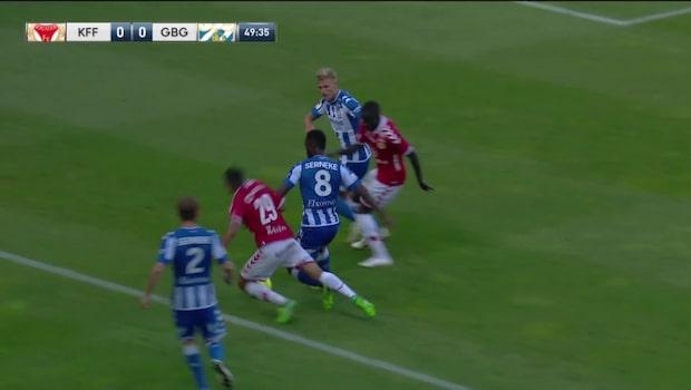 Höjdpunkter: Kalmar FF-IFK Göteborg