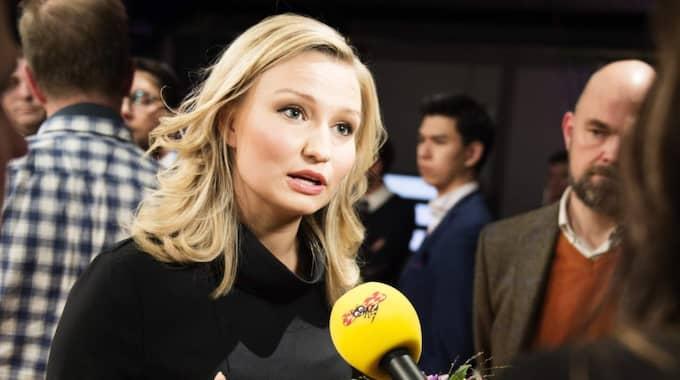 Låt inte Ebba Busch Thor skapa regeringskris, skriver ledarredaktionen. Foto: Anna-Karin Nilsson